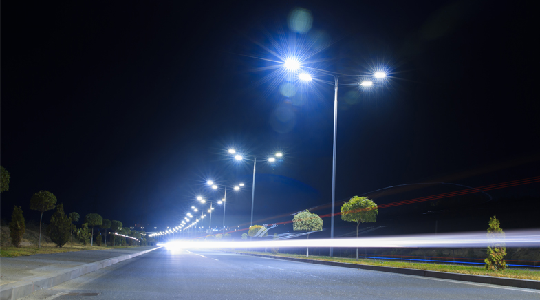 Street Lighting Led Road Lighting Lux May